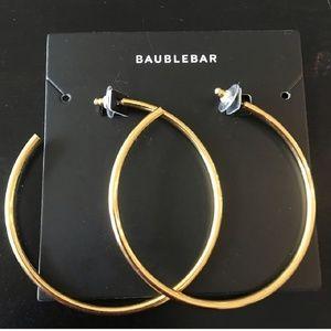 BaubleBar loop earring